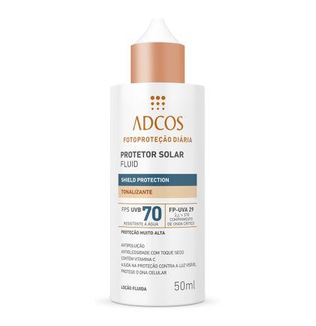 Protetor Solar Facial  para Pele Oleosa, Vitamina C e Mais   Adcos 0fb4fd2b0a