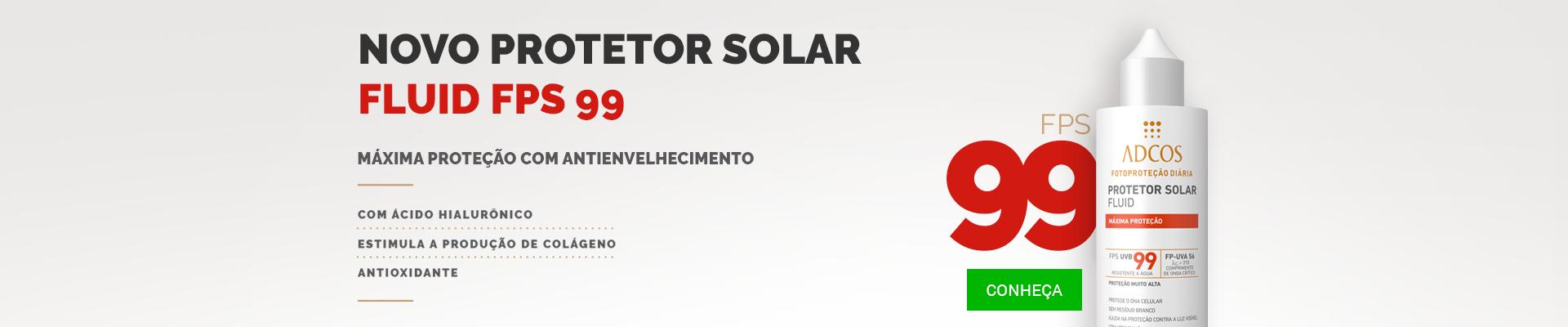 Protetor Solar Fluid FPS99