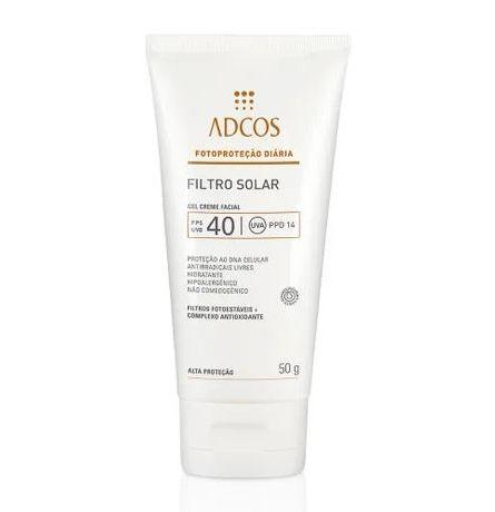 Filtro-Solar-FPS40-Gel-Creme-50g