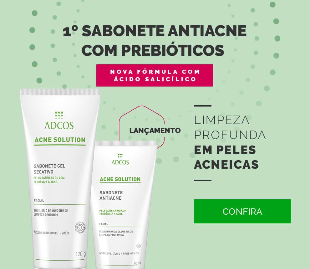 Sabonete Antiacne
